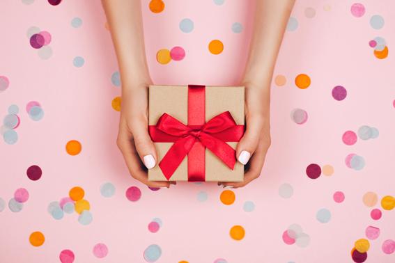 Einzigartige Geschenkverpackungen für den schönsten Tag im Jahr